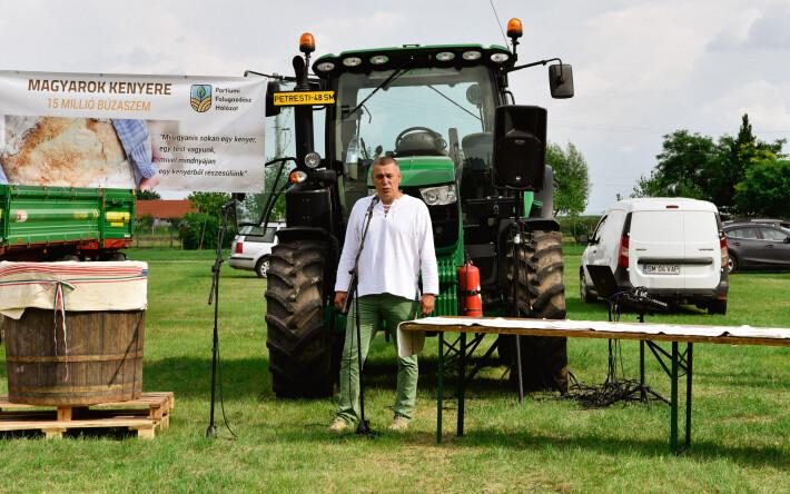 Magyar Lóránd képviselő